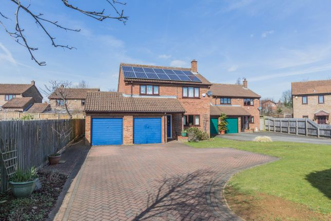 Thumbnail Detached house for sale in Marriott Close, Irthlingborough, Wellingborough