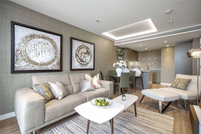 Thumbnail Flat for sale in Satin House, Goodmans Fields, Piazza Walk, London