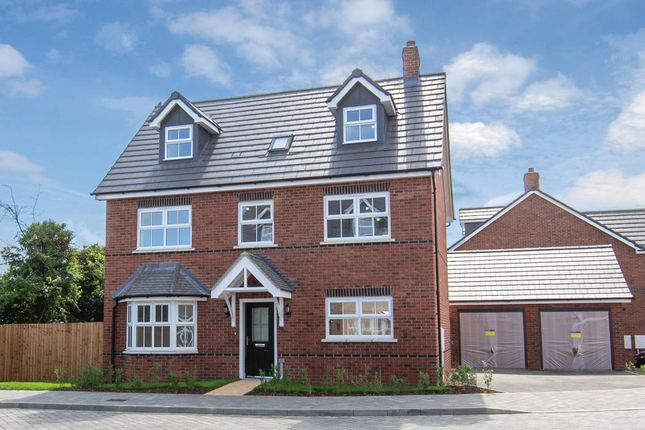 Thumbnail Detached house for sale in Plot 19, The Larch, The Orchards