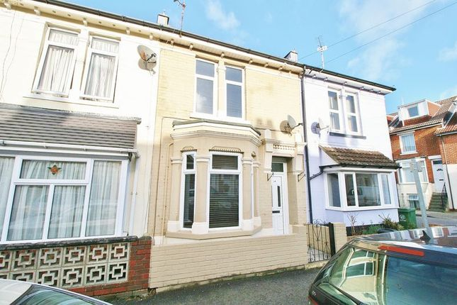 3 bed terraced house for sale in Dunbar Road, Southsea