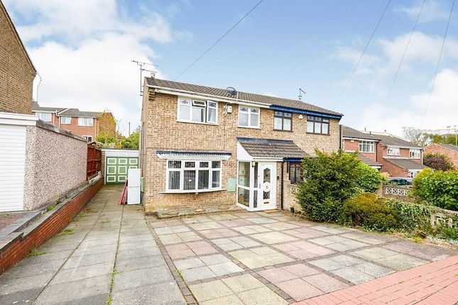 3 bed semi-detached house to rent in Fabis Close, Swadlincote DE11