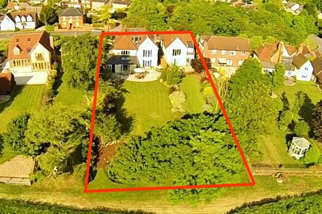 Thumbnail Detached house for sale in Maltings Mead, Causeway End, Felsted, Dunmow