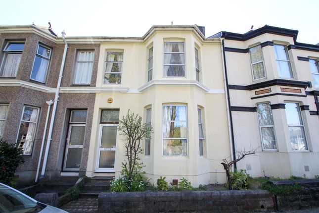 Thumbnail Terraced house for sale in Egerton Crescent, Plymouth