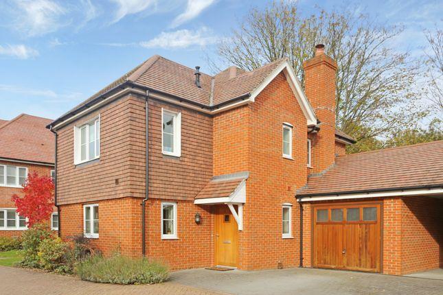 Link-detached house for sale in Rareridge Close, Bishops Waltham, Southampton