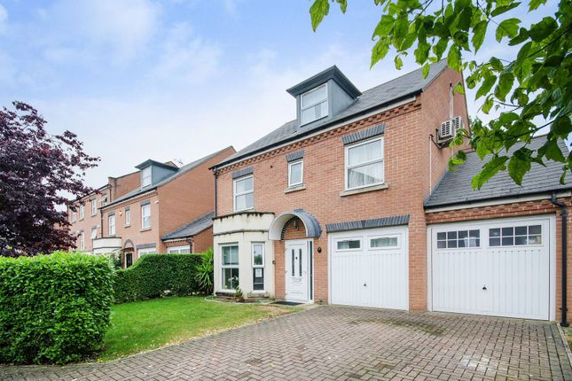 Thumbnail Detached house for sale in Chilcott Close, Wembley