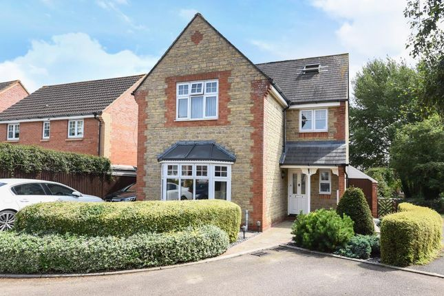 Thumbnail Detached house to rent in Ambrosden, Oxfordshire