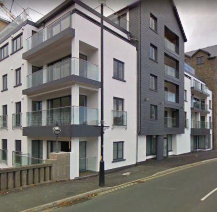 Thumbnail Flat to rent in Bridge Road, Douglas
