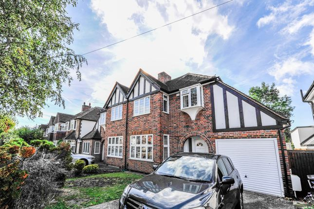Thumbnail Semi-detached house to rent in Arundel Road, Kingston Upon Thames