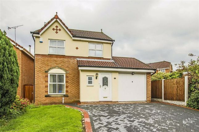 Thumbnail Detached house for sale in Wharfedale Close, Feniscowles, Blackburn