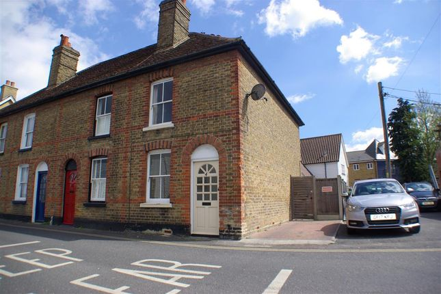 Thumbnail End terrace house for sale in Butt Lane, Maldon