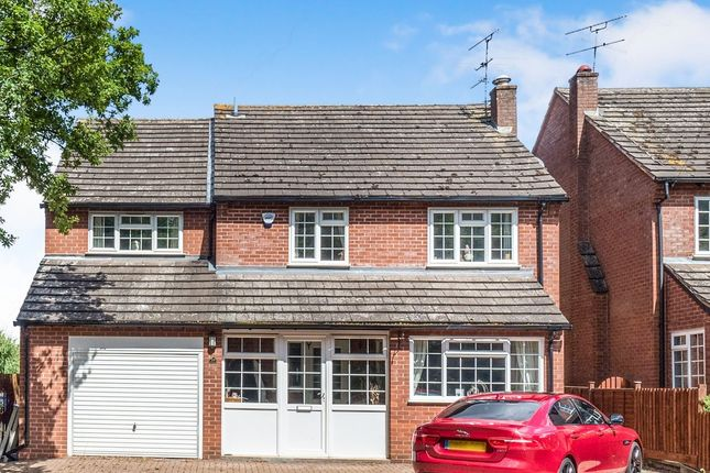 Thumbnail Detached house for sale in Leyes Lane, Kenilworth