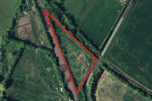 Thumbnail Land for sale in Church Side, Goxhill, Barrow-Upon-Humber