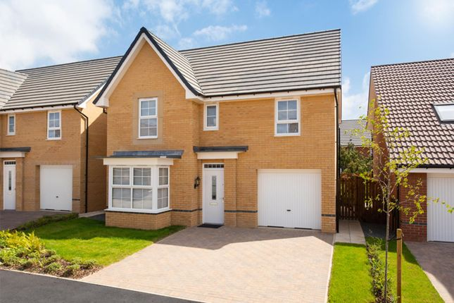 """Thumbnail Detached house for sale in """"Somerton"""" at Green Lane, Yarm"""