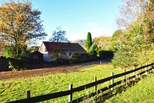 Thumbnail Detached bungalow for sale in Gairlochy, By Spean Bridge