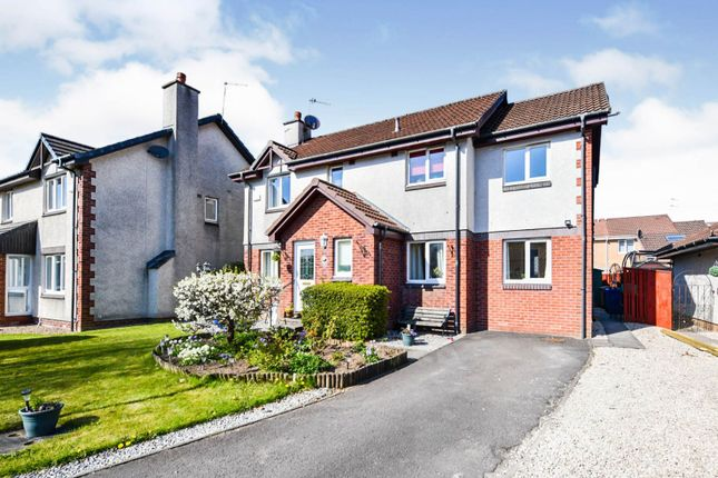 Thumbnail Detached house for sale in Arkwrights Way, Paisley