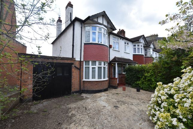 Thumbnail Semi-detached house for sale in Anerley Park, London