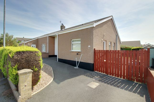 Thumbnail Semi-detached bungalow for sale in Edenvale Crescent, Newtownards