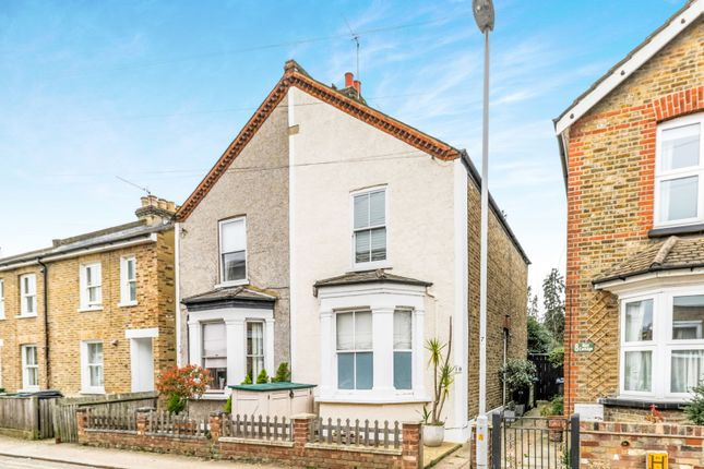 Thumbnail Semi-detached house to rent in Avenue Road, Kingston Upon Thames