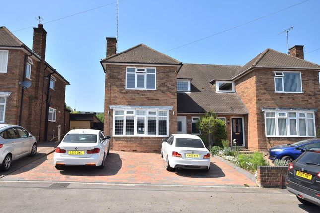 Thumbnail Semi-detached house to rent in Lupton Avenue, Styvechale, Coventry