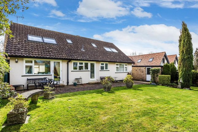 Thumbnail Detached bungalow for sale in Amberley Close, Send, Woking