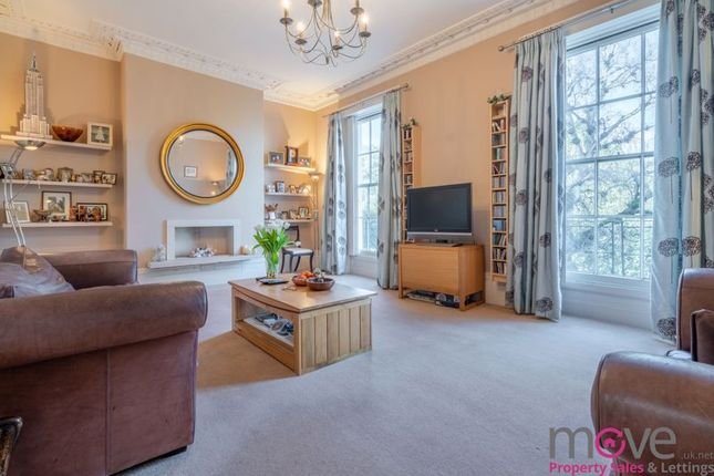 Thumbnail Town house for sale in Clarence Square, Cheltenham