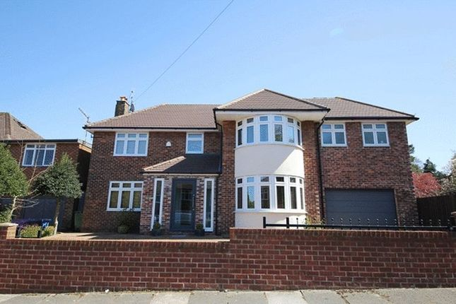 Thumbnail Detached house for sale in Dunsdon Road, Calderstones, Liverpool