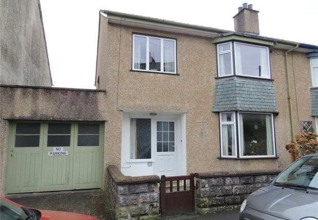 Thumbnail Semi-detached house for sale in Southey Street, Keswick, Cumbria