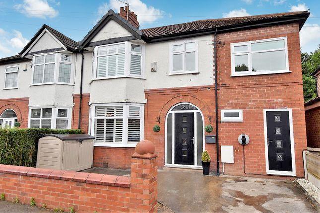 Thumbnail Semi-detached house for sale in Mellington Avenue, East Didsbury, Didsbury, Manchester