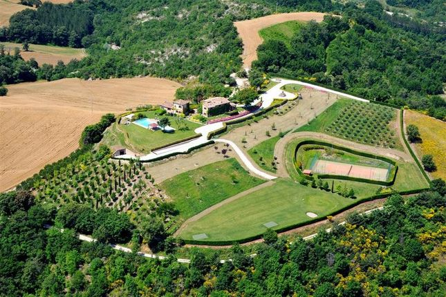 Thumbnail Farmhouse for sale in Carpini, Montone, Perugia, Umbria, Italy