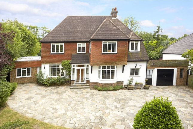 Thumbnail Detached house for sale in Higher Drive, Banstead, Surrey