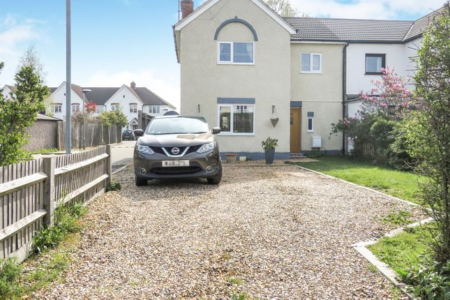 Thumbnail Semi-detached house for sale in House Lane, Arlesey