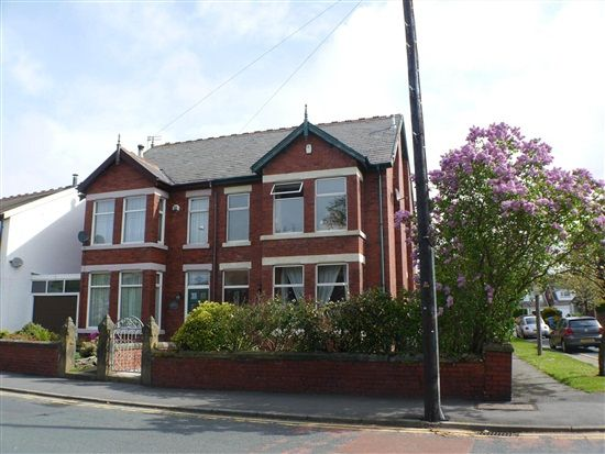 Thumbnail Property for sale in Moorland Road, Poulton Le Fylde