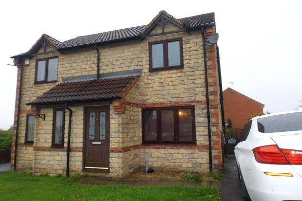 Thumbnail Semi-detached house to rent in Poppy Gardens, Tibshelf, Alfreton
