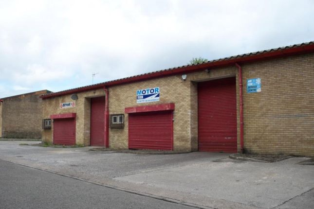 Industrial to let in Ynyswen Road, Treorchy