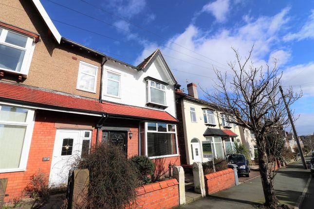 Thumbnail Semi-detached house for sale in Harrow Road, Wallasey