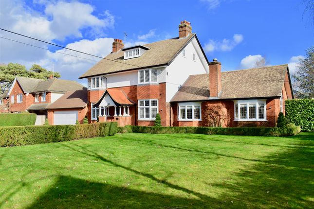 Thumbnail Detached house for sale in Oakfield Road, Ashtead
