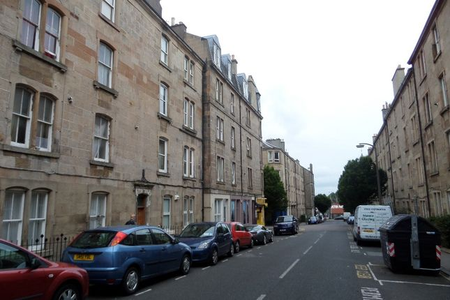 Thumbnail Flat to rent in Fowler Terrace, Polwarth, Edinburgh