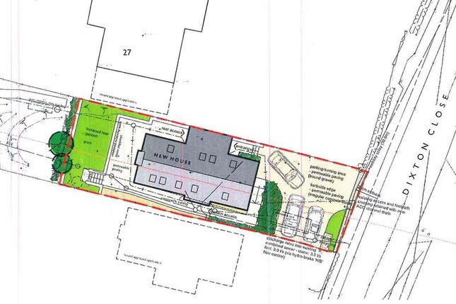 Thumbnail Land for sale in Dixton Close, Monmouth