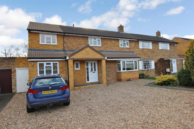 Thumbnail Semi-detached house for sale in Ellingham Road, Adeyfield, Hemel Hempstead