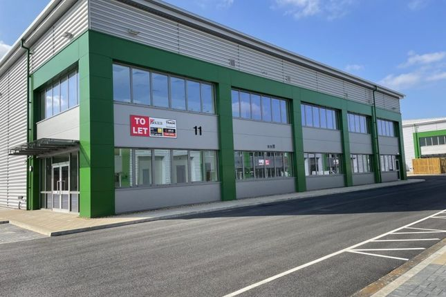 Thumbnail Industrial to let in Unit 11, Logistics City Luton, Kingsway, Luton, Bedfordshire