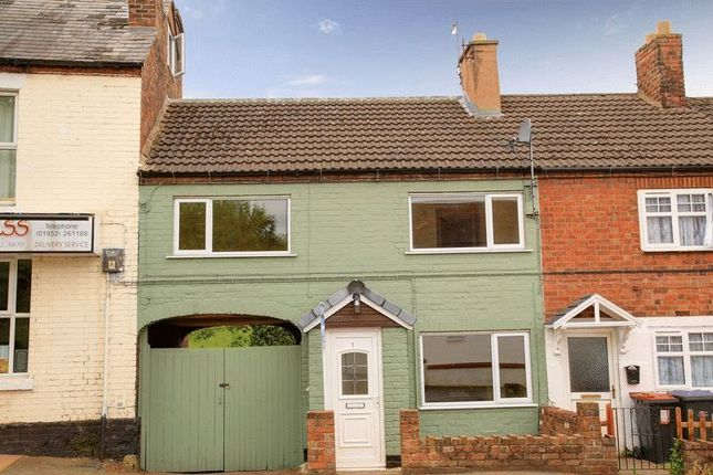 Thumbnail Terraced house to rent in Granville Terrace, Telford
