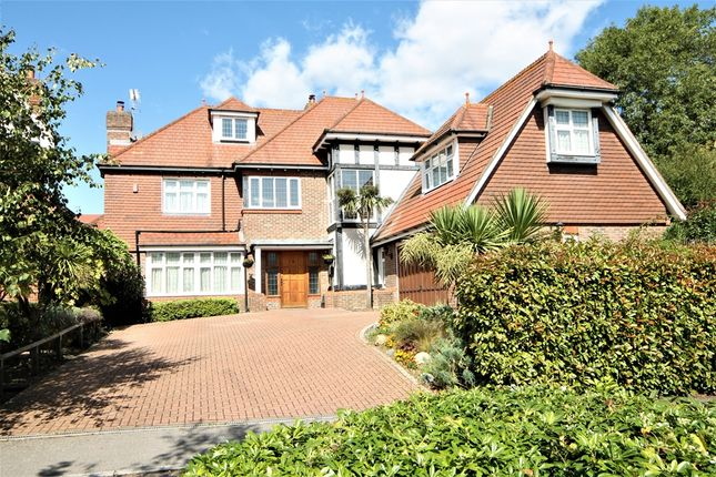 Thumbnail Detached house for sale in Julius Caesar Way, Stanmore