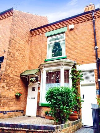 Thumbnail Terraced house for sale in Vicarage Lane, Belgrave, Leicester