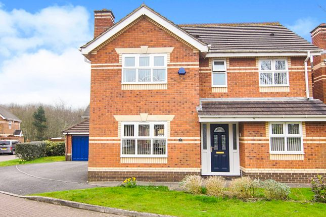 Thumbnail Detached house for sale in Gover Road, Hanham, Bristol