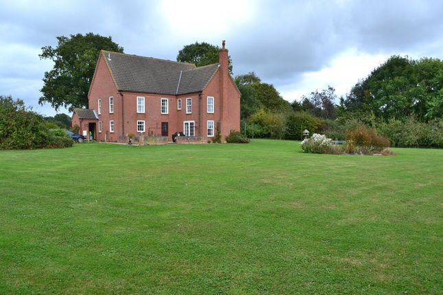 Thumbnail Detached house for sale in Lodge Road, Ilketshall St. John, Beccles