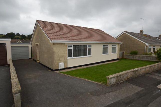 Thumbnail Bungalow to rent in Riverside Road, Midsomer Norton