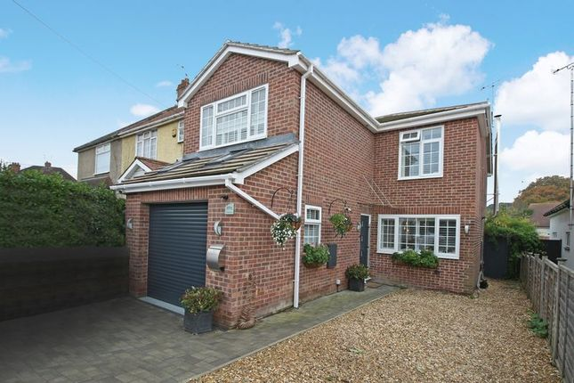 Thumbnail Detached house for sale in Swaythling Road, West End, Southampton