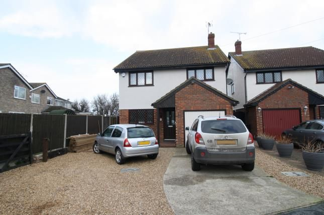 Thumbnail Detached house for sale in Mayland, Chelmsford, Essex
