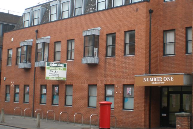 Thumbnail Office to let in Milton Road, Swindon