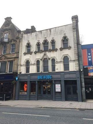Thumbnail Retail premises for sale in Botchergate, 36-38, Brewdog Investment, Carlisle